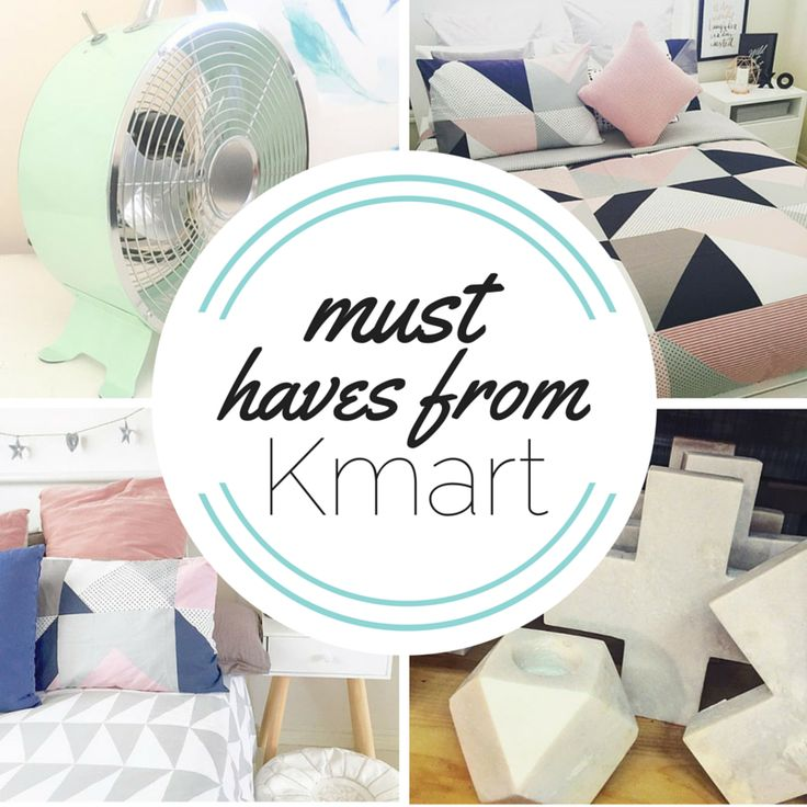new kmart must-haves