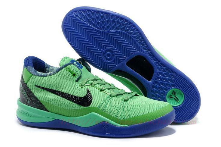 Cheap Nike Kobe 8 System Elite GC Superhero - Poison Green For Sale
