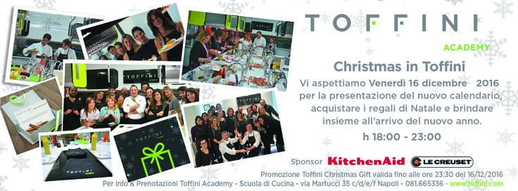 Christmas in Toffini - venerdì 16 dicembre dalle ore 18 alle ore 23!