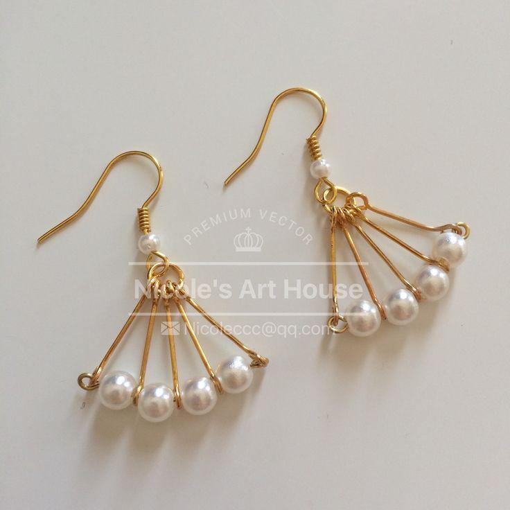 my handmade earrings