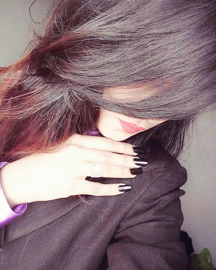 103 Best HiDDen Face Girl Selfi For Dp. Images On