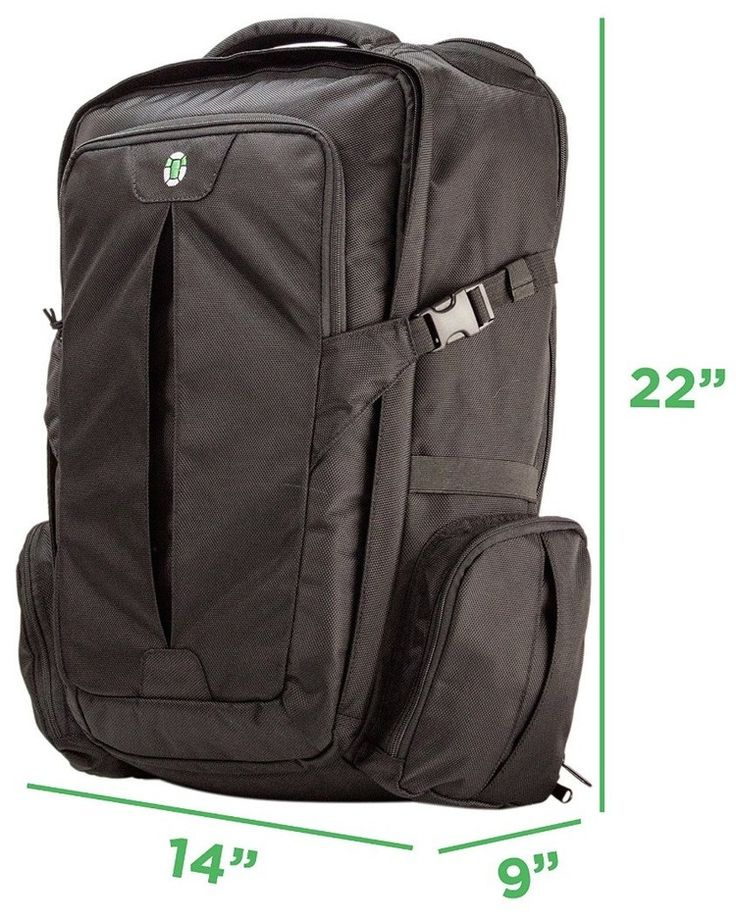 The 3 Best Carry-On Backpacks For Awesome Nomads — Sweet Distance
