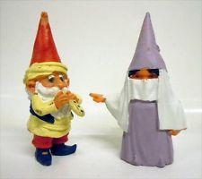 Les aventures de David le Gnome - Figurine PVC - Gnomes Orientaux