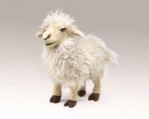 Longwool Sheep Puppet