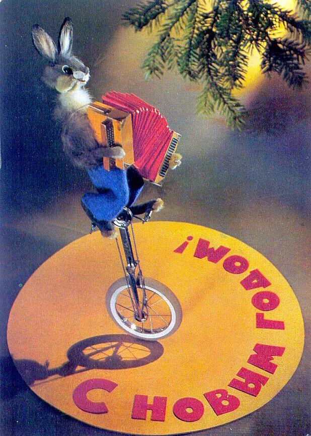 Открыток, новогодние открытки цирк