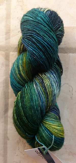 Příze Malabrigo Mechita 887 Ninfas 100g merino superwash Katrincola yarn