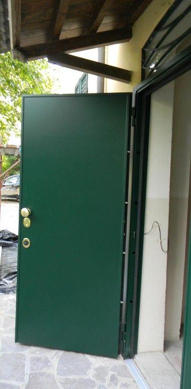 Porte blindate Modena Porte antintrusione Antieffrazione certificazione -