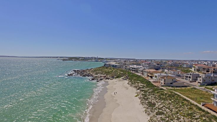"Calypso Beach Estate has some of the best views over the Langebaan lagoon. The estate offers secure access control with its own ""private beach""."