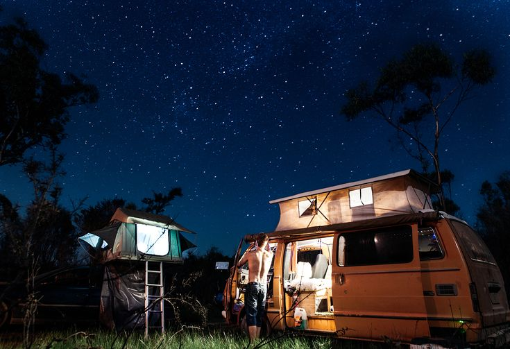 Another study finds weekend camping resets your body clock | Camping is an excellent antidote to the ills of modern life, a new study has found.