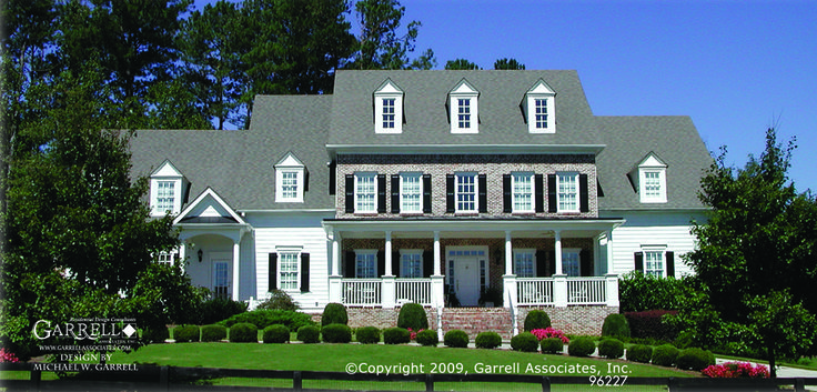 Southern Country Style Houses