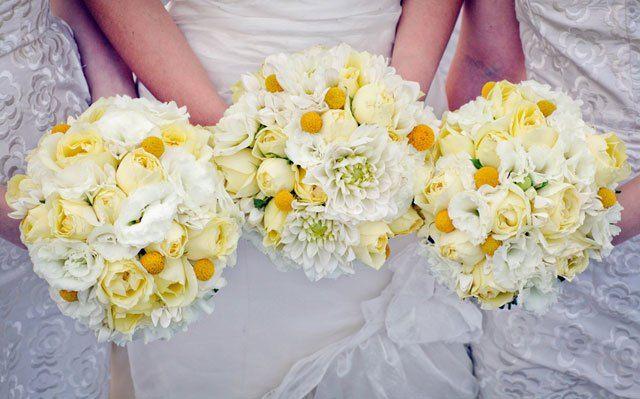 Colori matrimonio 2017, nozze in giallo Primrose