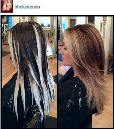 29 best balayage technique images on pinterest hair coloring blondes and hair colors. Black Bedroom Furniture Sets. Home Design Ideas