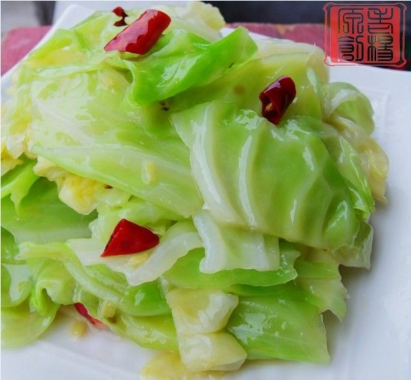 Sweet and sour Chinese cabbage | Recipes to try | Pinterest