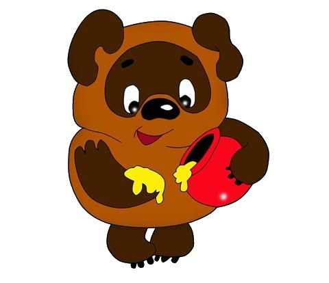 Медведи картинки из сказок