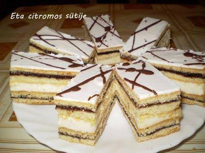 Receptek, és hasznos cikkek oldala: Citromos -szilvalekvàros süti