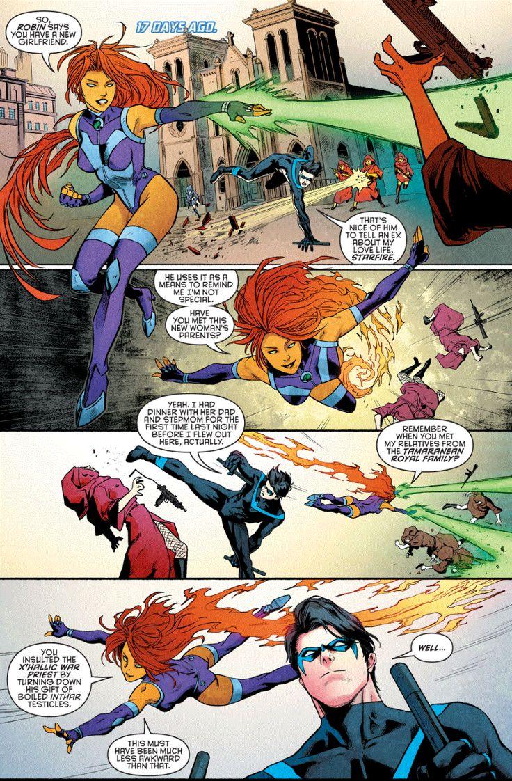 Nightwing (2016) issue 15