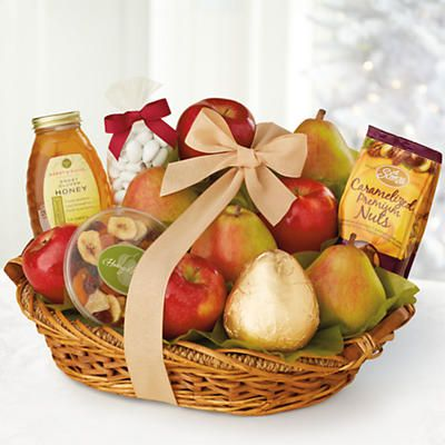 Kosher Gift Basket Classic - Wholesome kosher goodies make this gift basket great for any occasion.