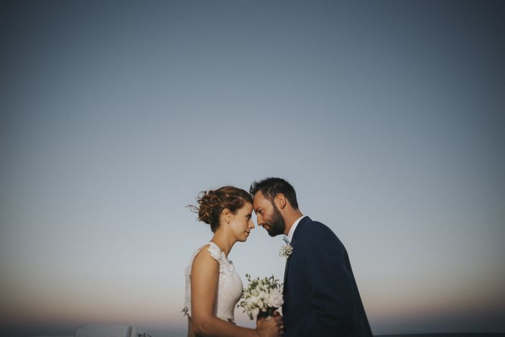 lafete, Sifnos, Cyclades, next day wedding, married couple