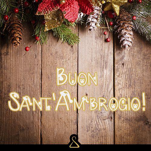 Dicembre, Sant'Ambrogio, Milano, Festa