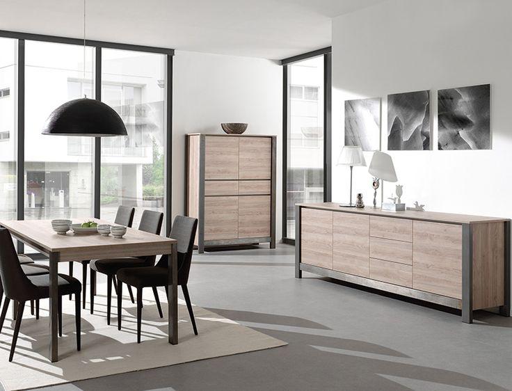 HELMUT - table à manger, dressoir, bar | Meubles Lambermont