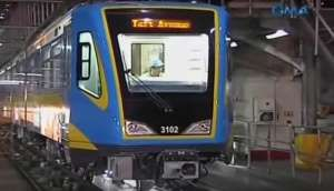 © Provided by GMA News Online bagong bagon Passengers were unloaded at the Cubao station after a Metro Rail Transit Line 3 (MRT 3) train encountered another technical problem on Saturday night. The Department of Transportation said the passengers were unloaded at 7:18 p.m..  SERVICE...