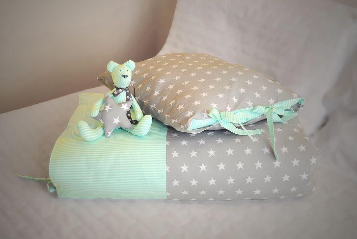 kids bedlinen designed by Pracownia Lollipop