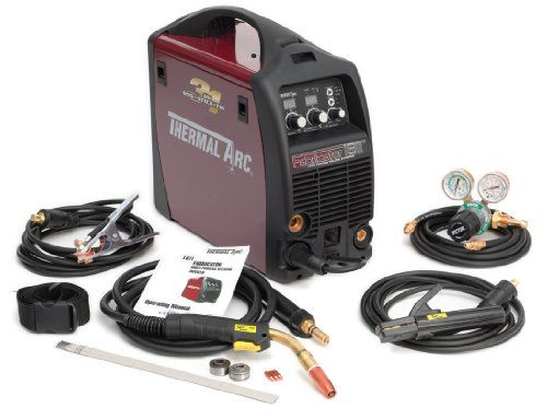 Cool Thermadyne W Amp multi process Welding System