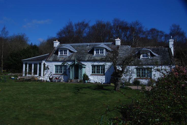 CHG Architecture Ltd. Moat Cottage