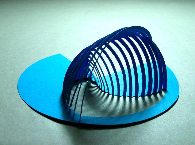 Spiral Dome Pop-up