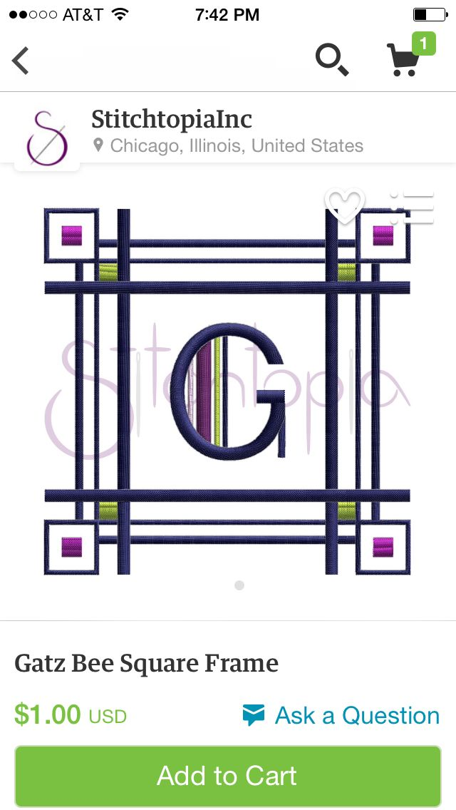 gatz bee square embroidery frame 10 sizes 10 formats pes dst vip digital machine embroidery design frame pattern instant download files