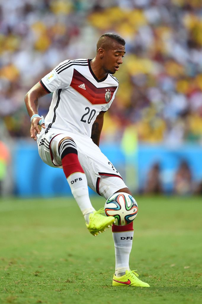 Jerome Boateng in Germany v Ghana: Group G - 2014 FIFA World Cup Brazil