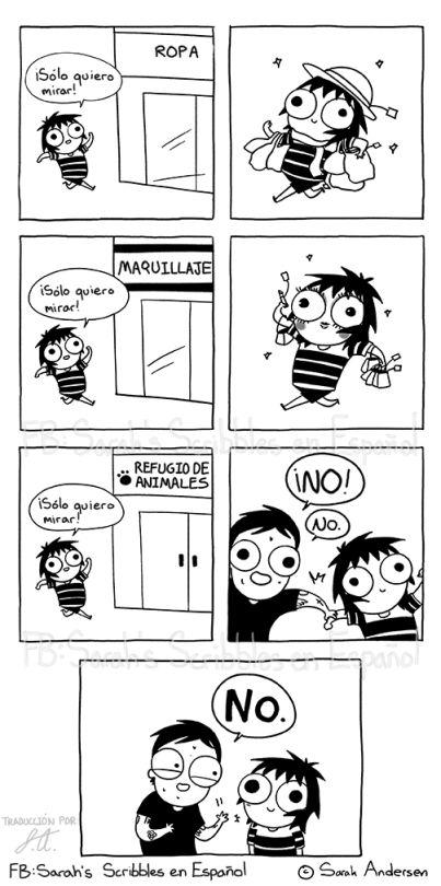 Sarah's Scribbles En Español