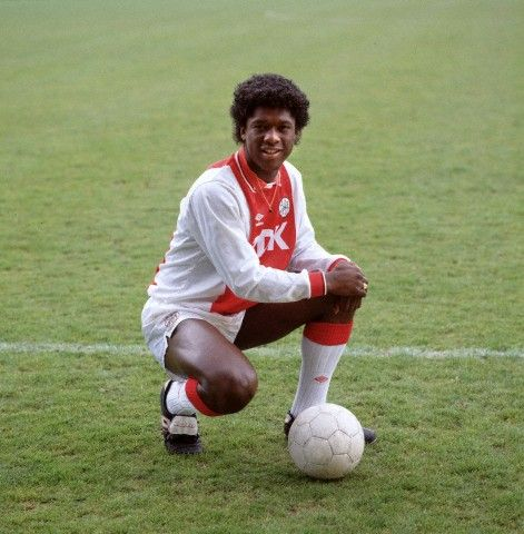 Clarence Seedorf (Ajax Amsterdam) 1991