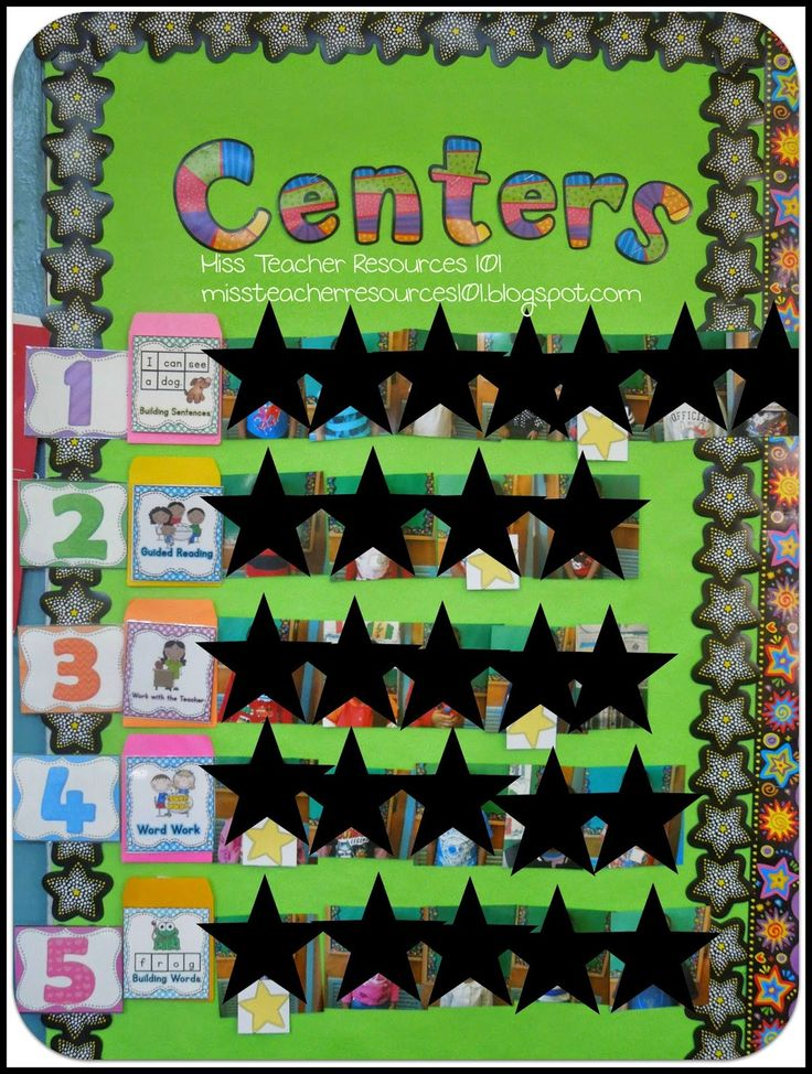 Classroom Rotation Ideas : Looking to get organized during centers here is a center