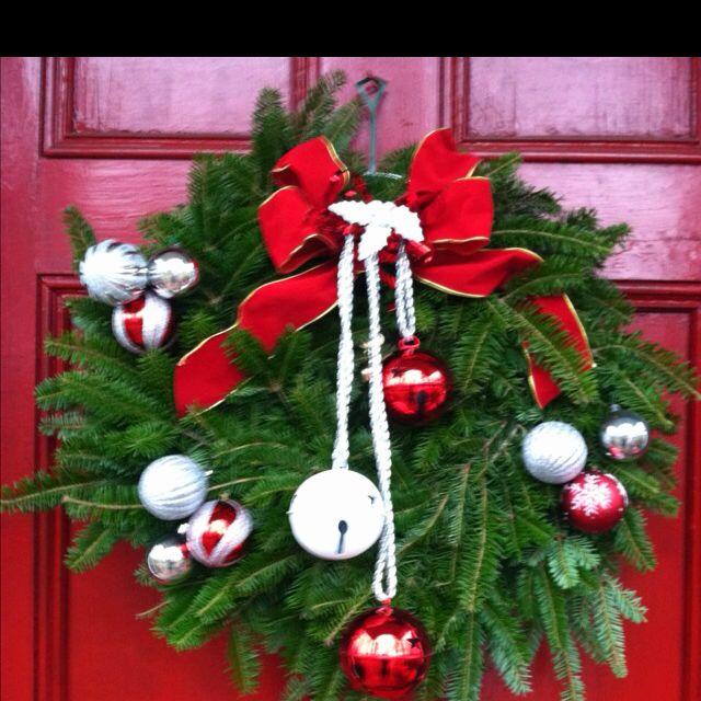 wreath | Holiday Ideas | Pinterest