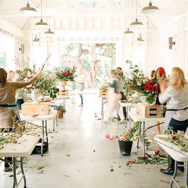 Flowerwild workshop - Images by Corbin Gurkin