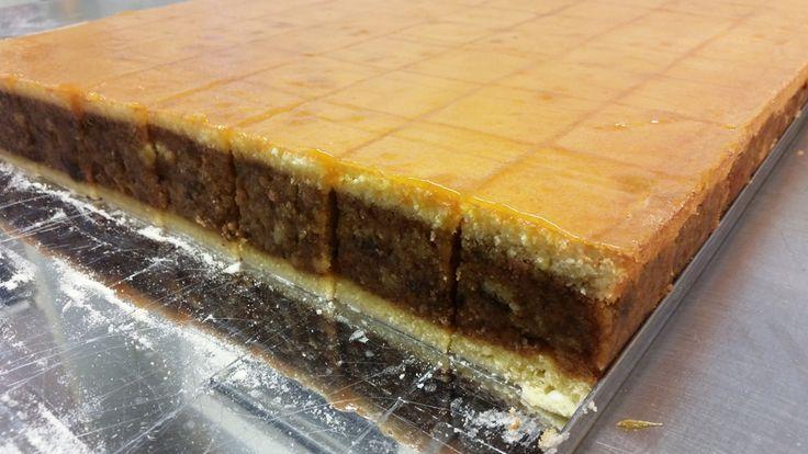 Süßer Punschkrapfen beim Entstehen. #food #essen #rezept #recipe #dessert #nachspeise