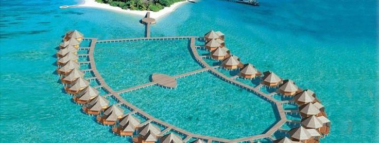 Maldives Tour Package from Bangladesh | Hulu Male, Paradise Island (3D, 2N)