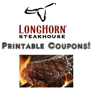 Longhorn Steakhouse has three great coupons available to print right now. If you…