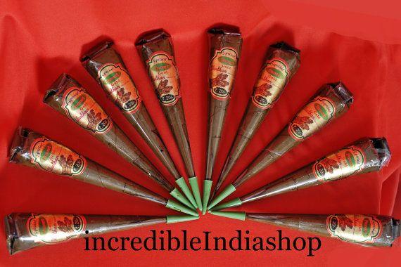 Henna cones,Fresh handmade big jumbo Special henna Cones,Herbal ,Tattoo, Body Arts,Fresh Stock!! temporary body art exclusively for wedding!
