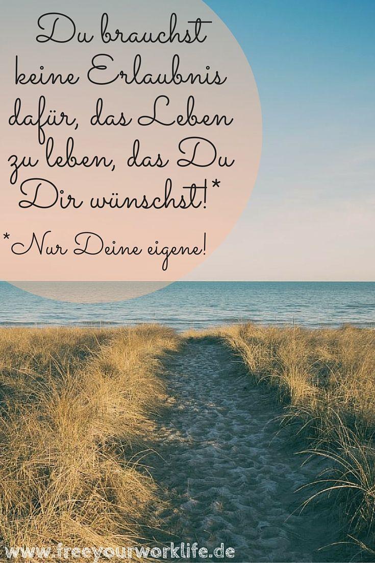 ...Du brauchst keine Erlaubnis....❤❤❗