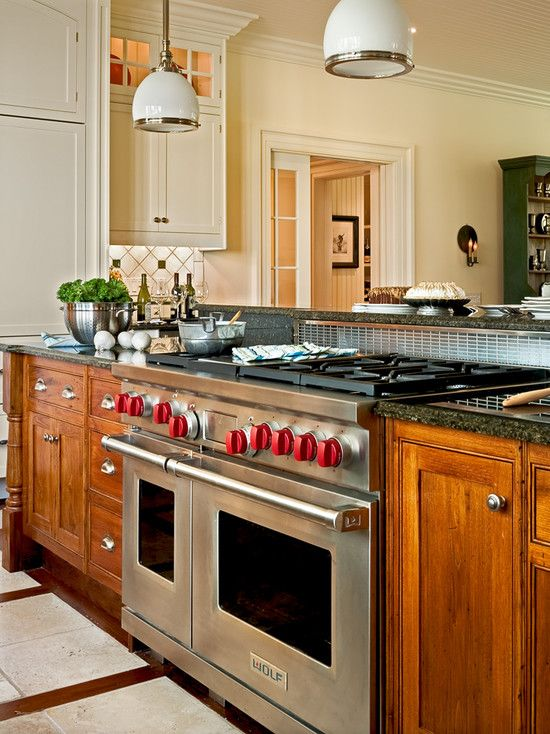 Kitchen Stove In Island Design, Pictures, Remodel, Decor and Ideas - page 2