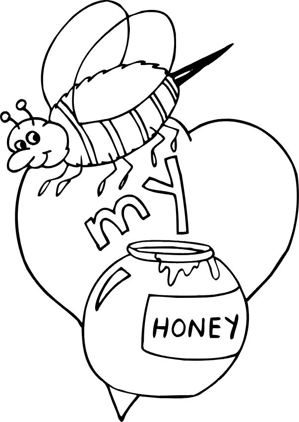 2 14 13 Ls Valentine Coloring Page