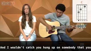 Somebody That I Used To Know - Gotye (aula de violão) - YouTube