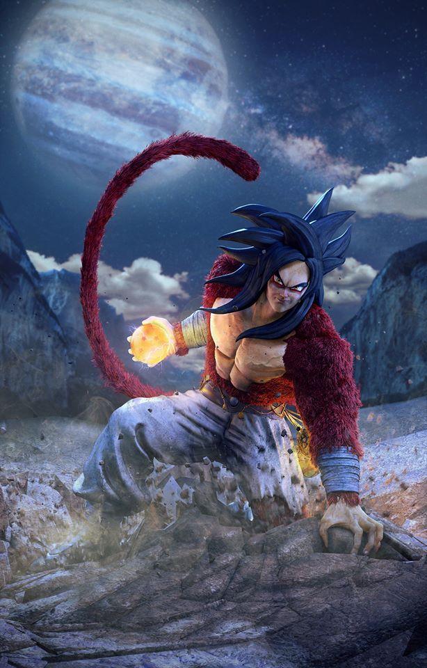 Dragon Ball Z em 3D super BEM feito! | Garotas Geeks