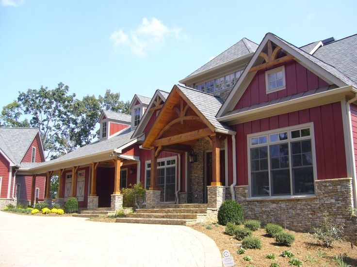 Best 25 Red House Exteriors Ideas On Pinterest Red