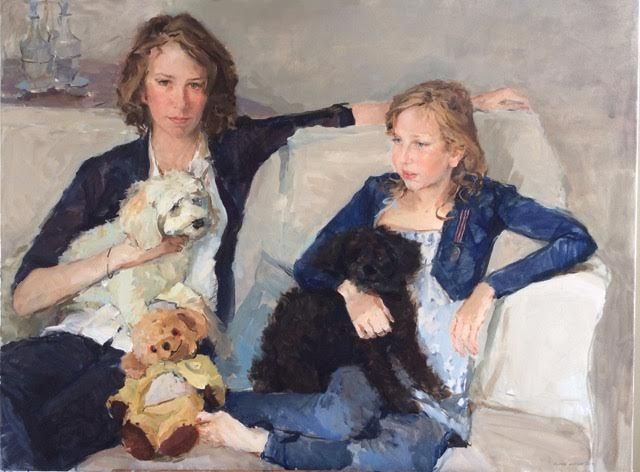 Valeriy Gridnev 'Sisters'