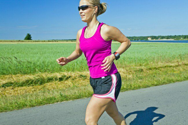 Pick up the pace with these seven tips to improve your running speed.