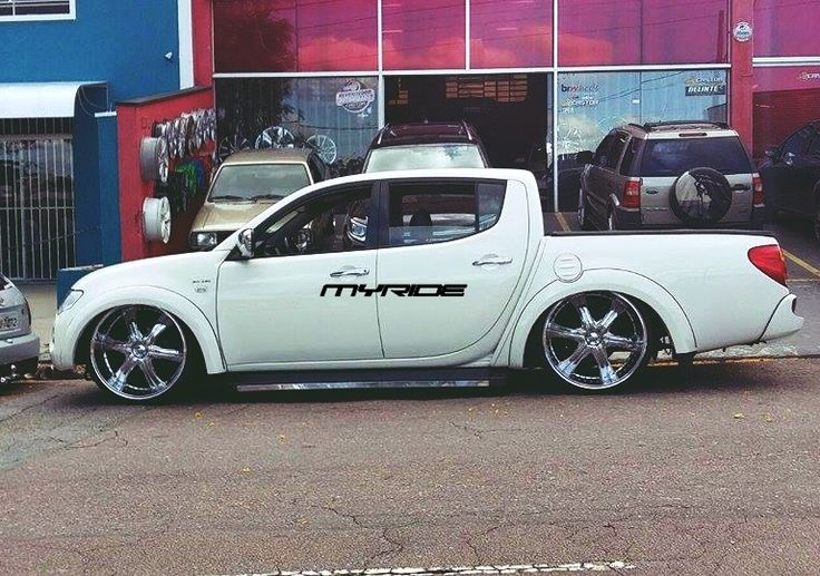 L200 Triton com rodas 24
