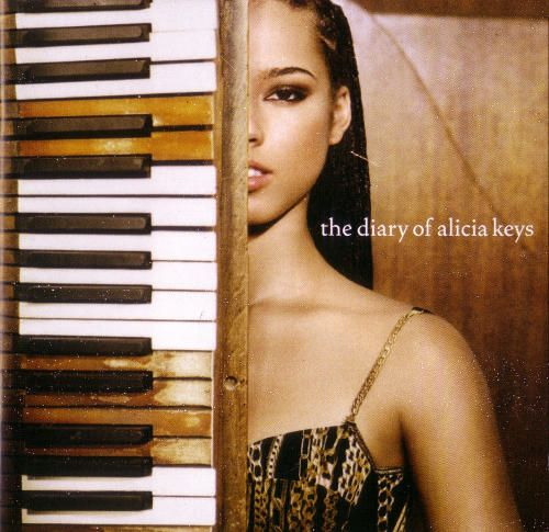 Listen to this. Alicia Keys. The Diary of Alicia Keys.